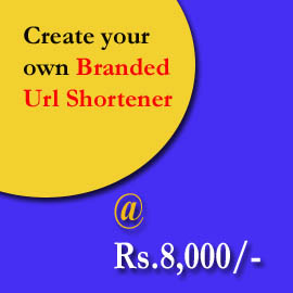 Create Your own url shortener