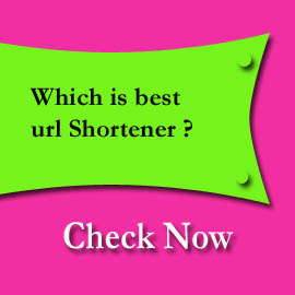Which is the best url Shortener ?
